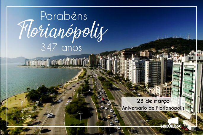 Florianópolis – 247 anos