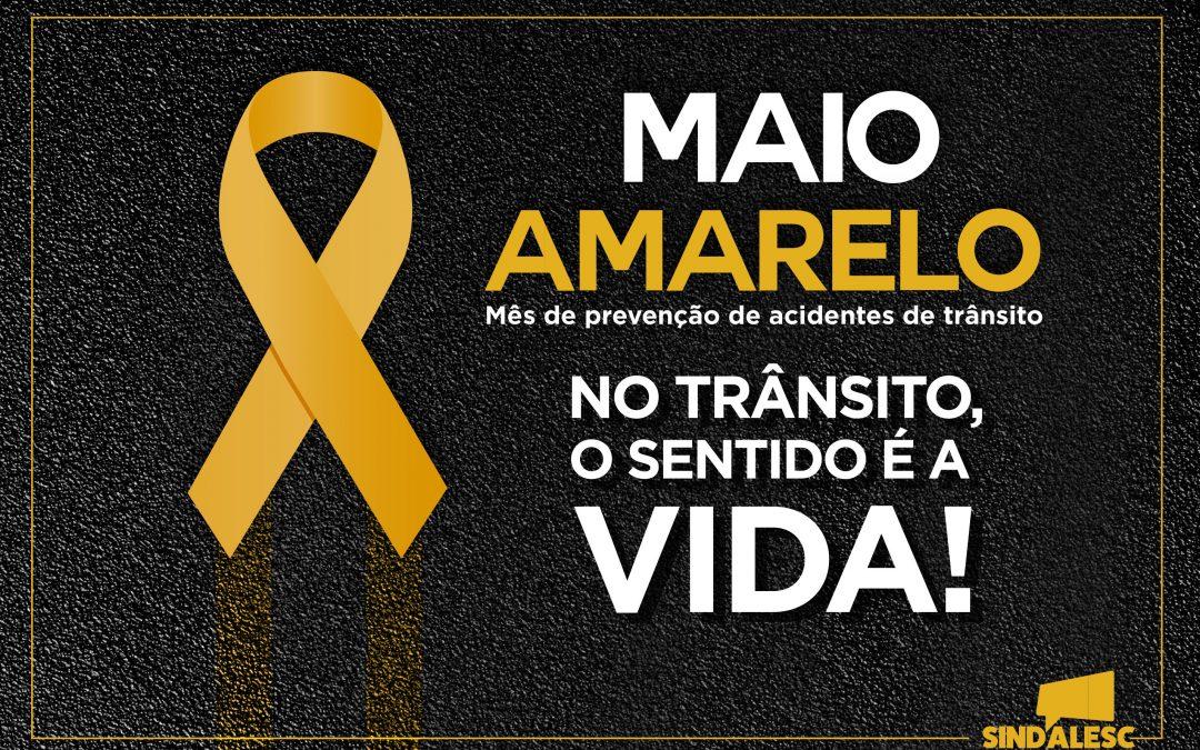 MAIO AMARELO – Lei nº 16.548, de 2014- SC
