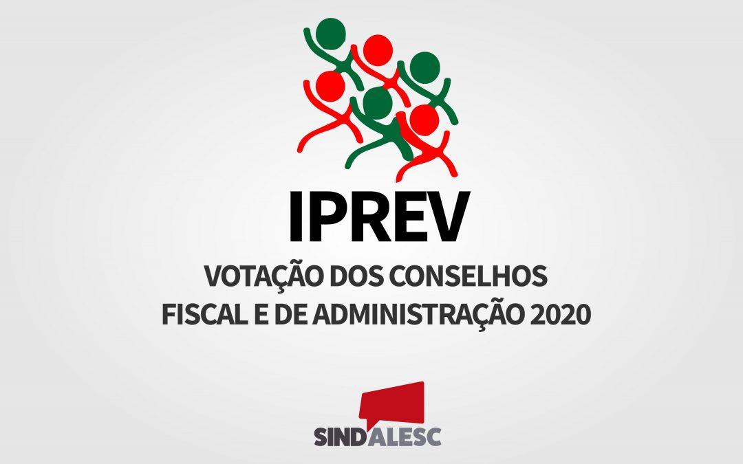 Eleição 2020 IPREV