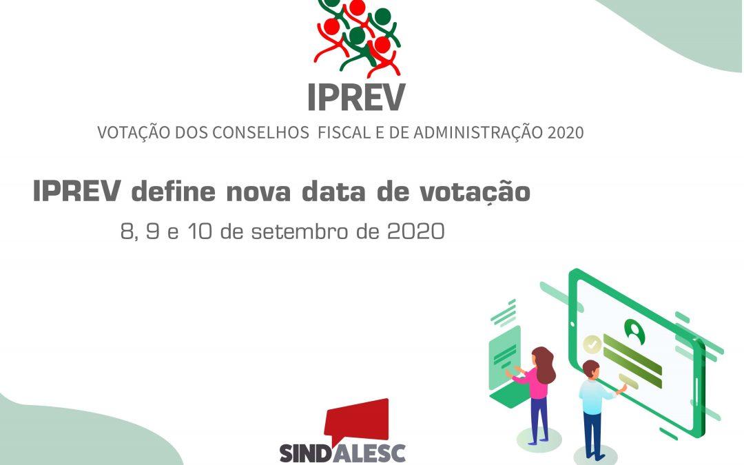 IPREV define nova data de votação