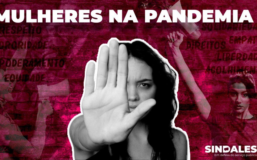 Mês da mulher: Mulheres na pandemia