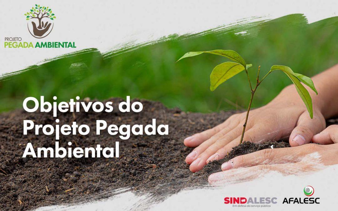 Objetivos do Projeto Pegada Ambiental
