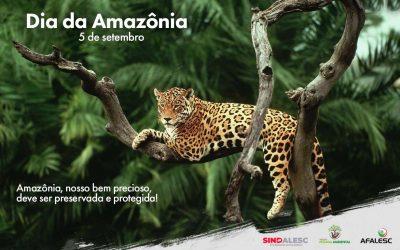 Dia da Amazônia  – 5 de setembro